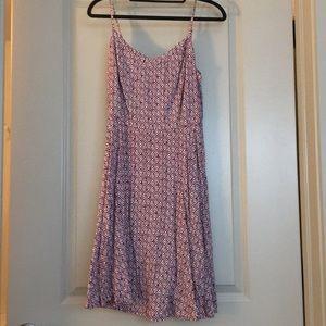 Old Navy Printed Dress
